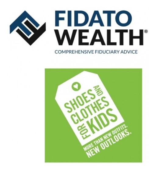 Holiday Supply Drive Led by Fidato Wealth to Benefit 'Shoes and Clothes for Kids' of Northeast Ohio Ends on Friday