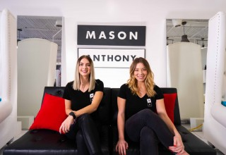Esthetics Students at Mason Anthony