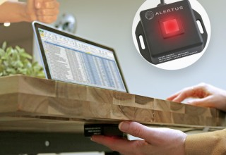 Alertus Releases new USB Panic Button as part of Summer Software Update