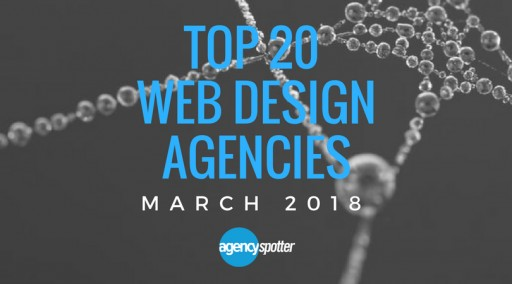 Top 20 Web Design Agencies Report Released by Agency Spotter