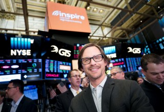 Robert Netzly, CEO of Inspire Investing, at NYSE