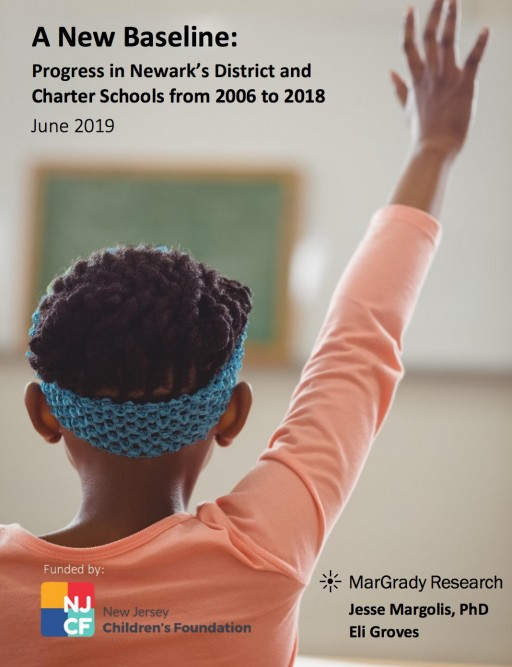 New Jersey Children's Foundation Report on Newark Schools Shows Dramatic Student Progress as Students Make Gains in Graduation Rates, Test Scores