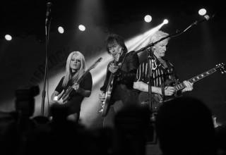 Orianthi, Richie Sambora and Robby Krieger
