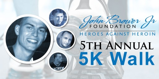 5th Annual 'Heroes Against Heroin' 5K Walk Honors Heroes and Victims of Heroin/Opioid Epidemic