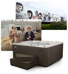 Beachcomber Hot Tubs 40th Anniversary