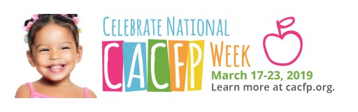 Celebrate CACFP: A Program Near You