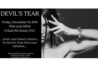 Devil's Tear Launch Event