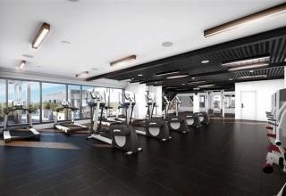 345 Harrison Fitness Center