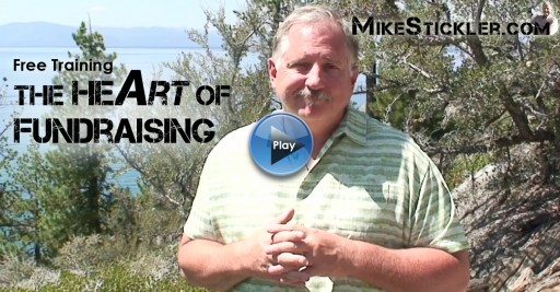 Mike Stickler Launches Free Online Fundraising Training For Nonprofits and Ministries