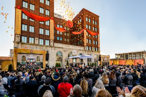 A New Home in the Heartland: Church of Scientology Cuts Ribbon on Kansas City Landmark