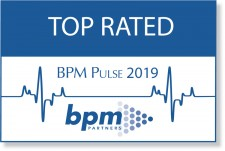 Longview TOP Rated Vendor in the BPM Pulse 2019