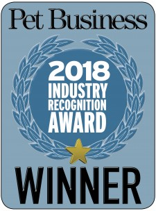 Pet Business Award Logo 2018