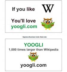Yoogli owl logo