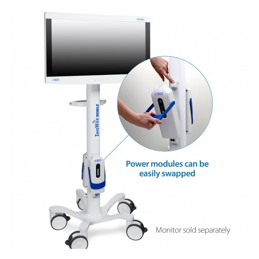 NDS ZeroWire Mobile - Improving Clinical Ergonomics With Cordless Mobility by Ampronix