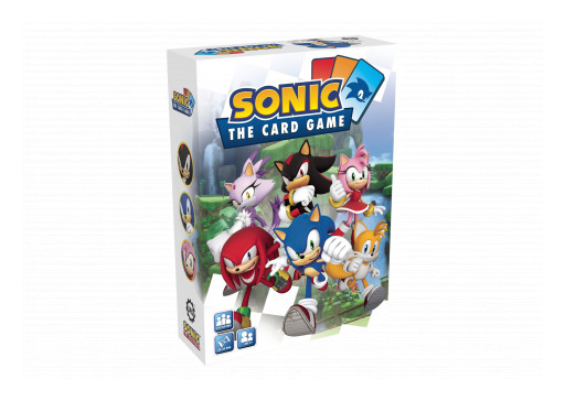 Steamforged Games Announces SEGA's® Iconic Hedgehog Will Race to the Tabletop in Sonic: The Card Game