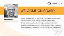 Ryan Green Joins GryphTech