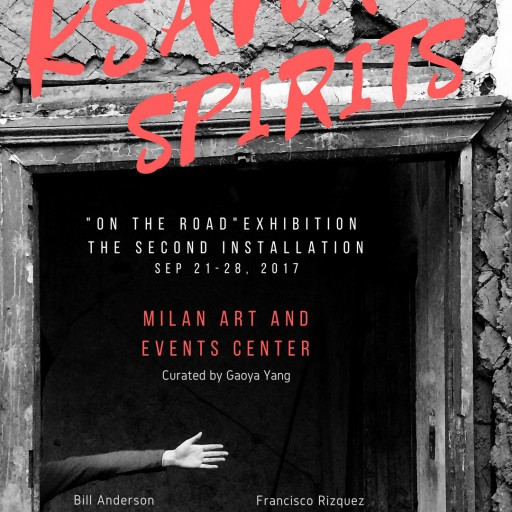 Ksana Spirits: Artists From Around the World in an International Exhibition in Italy.