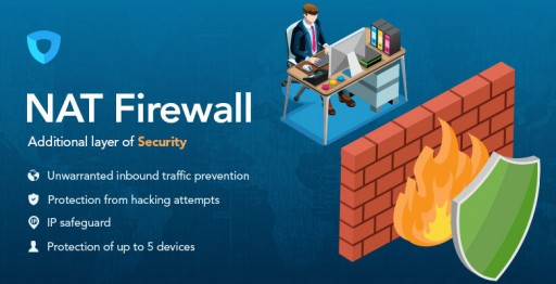 Ivacy Releases Separate NAT Firewall Add-on for Greater Security