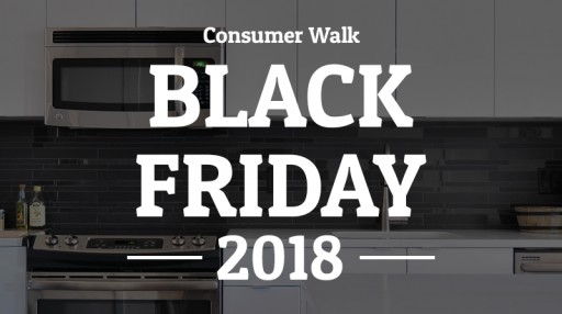 The Best Microwave Black Friday & Cyber Monday Deals for 2018: Consumer Walk Rounds Up the Top Microwave Deals