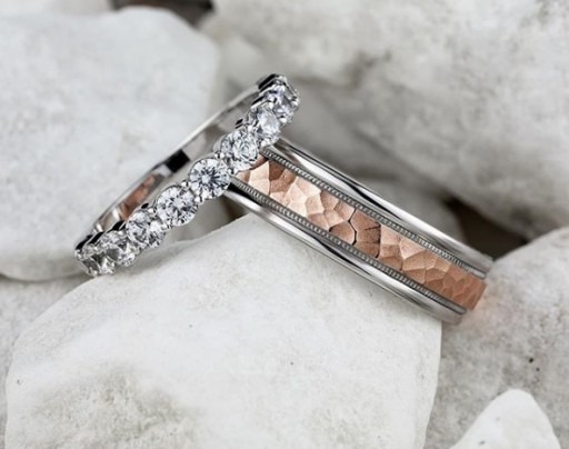 Damiani Jewellers Offers 25 Percent Off Benchmark Wedding Rings All Month Long in Honour of Valentine's Day