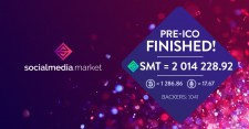 SocialMedia.market ICO successful