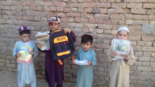 Vision Help Foundation Expands Charitable Donations to Pakistan and Dominica to Provide Children's School Supplies in Underserved Communities