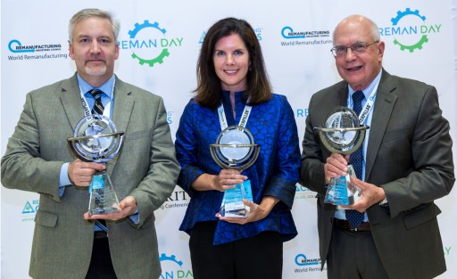The Remanufacturing Industry Council (RIC) Announced the Third Annual Reman ACE Award Winners